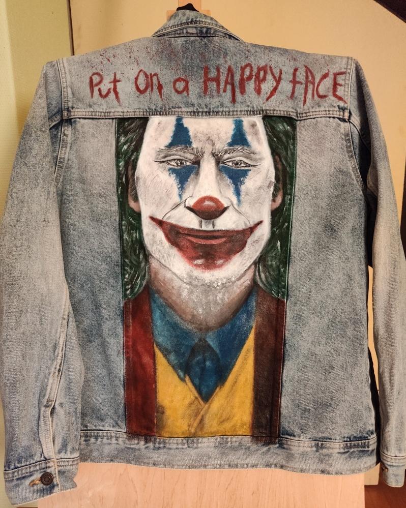 Džinsinis švarkas Joker